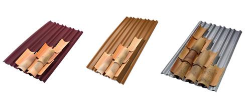 flexoutuiles rev tements modernes du toit. Black Bedroom Furniture Sets. Home Design Ideas