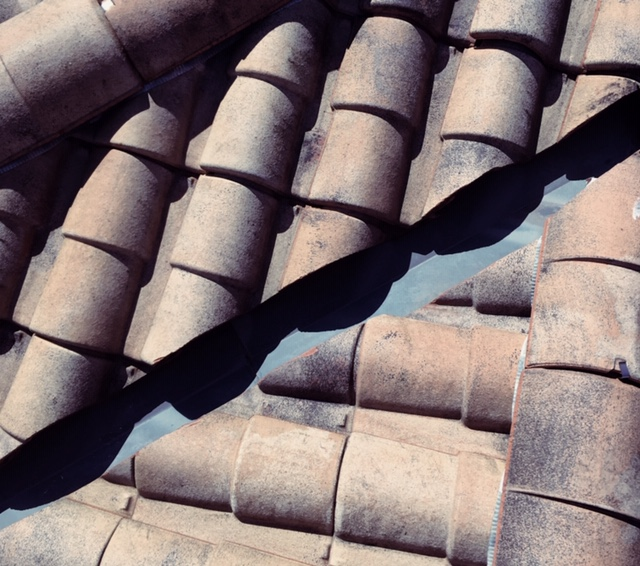 zinc toiture