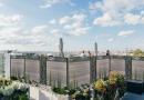 Toit-terrasse : La sécuriser avec une clôture composite
